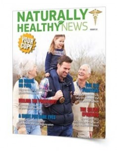Naturally Healthy News 92 Page Magazine